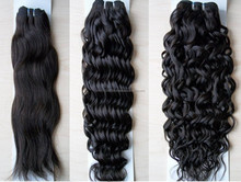 High quality full ends long hair length remy virgin indian straight hair products from DESIRE INC