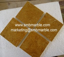 Best Quality Indus Gold Marble with Polished Surface Available in Stock for Export to Doha, Riyadh, Jeddah, Dubai - SMB Marble