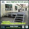 Hot sale movable performance stage for big event concert show decoration musical instruments