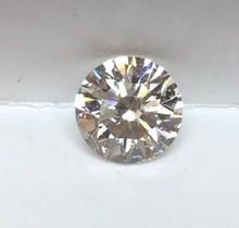 GIA Certified 4.02 ct Round cut F VS2 Loose Diamond - FREE 18K Gold Ring