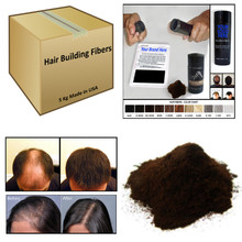 Keratin Hair Building Fibers Bulk Wholesale Manufacturer Hair Loss Concealer Create you own Private Label Made in USA