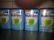 Nutrilon bebé leche para venta etapas