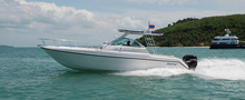 Silver Craft 31 SF - Sport Fishing Boat