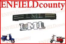 BRAND NEW LML SCOOTER HORNCAST LEGSHIELD BADGE MOTIF KIT
