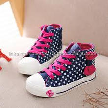 Comfortable Sneaker Girl's Summer Sport Shoes new navy color for girls