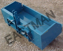 Tipping Transport Box/Link Box/Tractor Attachments/3pt Implements from Ludhiana