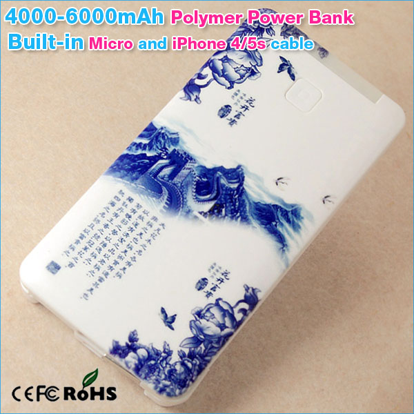 Go pro Polymer power bank factory
