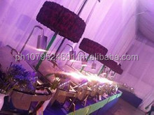 Catering services and events supplies