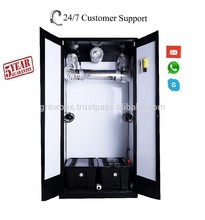 Garden Greenhouse Hydroponic Indoor Plant Growing Kit Portable box Cabinet co2 generator greenhouse