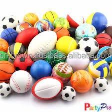 EVA Foam Stress Basketball/football/Soccer stress ball eva foam ball