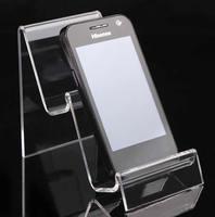 clear Organic Glass Mobile Phone Display