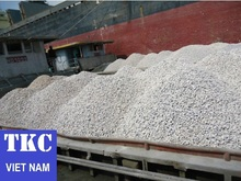 limestone rock in bulk
