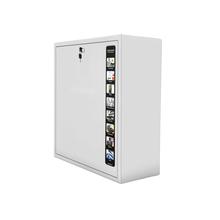 Datasheen Eco-friendly 4U Ultra-Thin White Rack Cabinet for Switch/Modem/DVR/NVR/UPS
