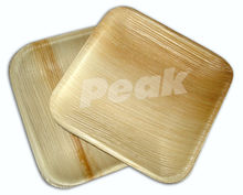 Eco Friendly Natural Disposable bio plates