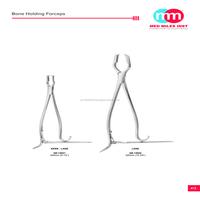 Kern - Lane Bone Holding Forceps / Surgical Instruments
