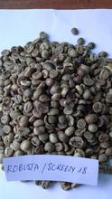 Robusta Coffee Beans Grade 1 Screen 18