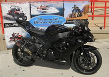 Used 2010 Kawasaki Ninja ZX-10R for Sale