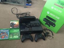 For New Xbox One Console- Standard Edition For Microsoft + 15 Free Games & 2 Wireless controller
