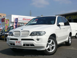 japanese and Reasonable suv used car BMW X5 2004