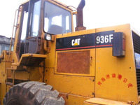 Used wheel loader caterpillar 936F for sale, good condiiton, original from Japan