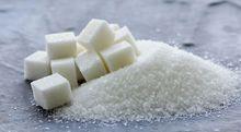 Quality refined crystal lump sugar