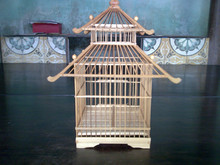 Bamboo Pet's House, Beautiful Parrot Cages, Bamboo Bird Cages Handmade in Vietnam