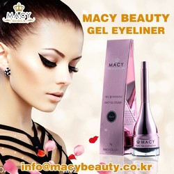 eyeliner for makeup/gel type/korea quality macy eyeliner