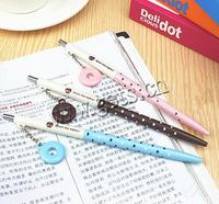 Ball Point Pen Plastic mixed colors 0.38mm 50PCs/Lot Sold By Lot