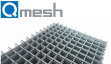Q-Mesh for Reinforcing Concrete Floor