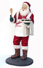 Santa Claus Cook. ID: 2443
