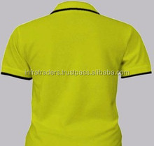 OEM mutil-color korean fashion polo combination colorful polo shirt designs from factory Paypal is Accepted