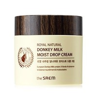 The Saem Royal Natural Donkey Milk Moist Cream 80ml