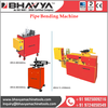 Very Compact And Robust Pipe Bending Machine With Decorative Items