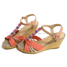 Reliable and Durable latest ladies sandals designs shoe with multiple functions made in Japan