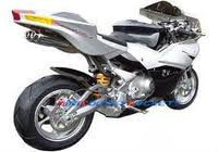 Brand New 110cc Auto 4 Stroke X19 Super Pocket Bikes