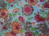 2015 Digital printed ladies wear garments printed fabric / 100% cotton cambric fabric
