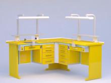 Dental Equipment Technician Workbench for dental laboratory