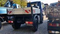 Mercedes Unimog U20 Bluetec 4