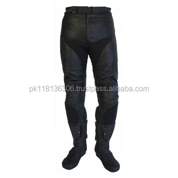 บุรุษเสื้อหนังรถจักรยานยนต์, คอลเลกชันกางเกงหนัง