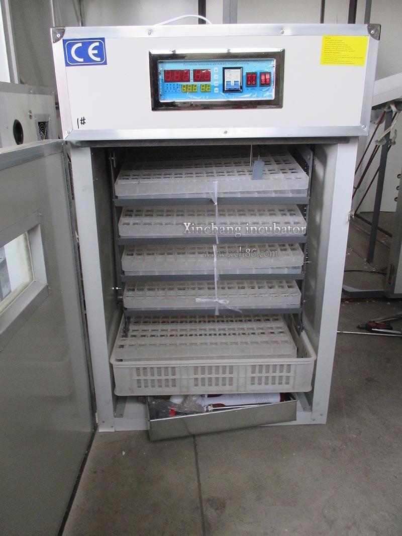 352 egg incubator -