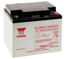 Compeve Yu_a_s-a A-P-C 12V NPX150R Battery UPYS001