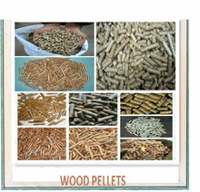 WOOD PELLETS - BIOMASS 4800 KCal/Kg