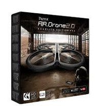 hot selling price Parrot AR.Drone 2.0 Elite Edition Quadricopter - Wifi - Free App iOS & Android - Record HD 720p movies