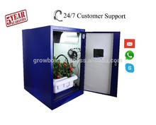 Hydroponic Indoor Gardening System Home plant green house grow box cabinet pc hydroponic kits