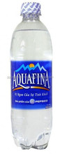 Pure Water Aquafina 500ml bottle/ Mineral Water
