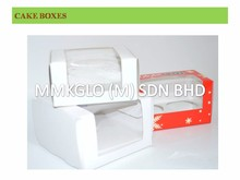FESTIVE CUPCAKE BOX