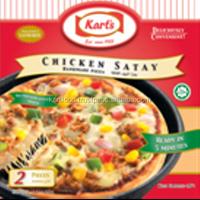 Kart's Pizza Chicken Satay