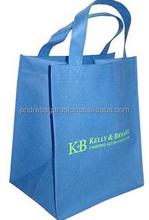 300pcs MOQ for PP non Woven Bag Manufacturers Shopping Bag Design PP Non Woven Bag without lamination