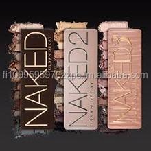 Urban ......Decay Makeup NAKED 1.2.3 Palette Eyeshadow Makeup Set Kit Good.....New....2015