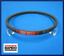 Japanese and Reliable BANDO Belt for YANMAR tractor engines